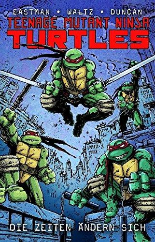 Preisvergleich Produktbild Teenage Mutant Ninja Turtles 1: Die Zeiten ändern sich