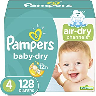 Best pampers swaddlers size 4 128 count Reviews