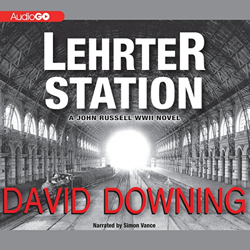 Lehrter Station audiobook cover art