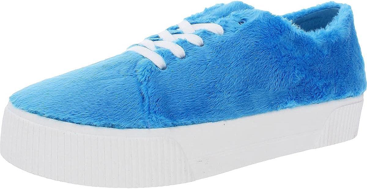 正規品スーパーSALE×店内全品キャンペーン Jessica Simpson Womens Edda 新着セール Faux Fashion Snea Platform Shearling