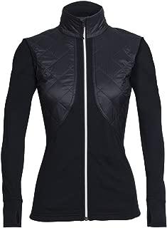 Women's Ellipse Midweight Zip Jacket, Merino Wool