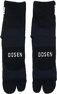 ゴーセン(GOSEN) スポーツ ソックス 足首フィット&母指球サポート メンズ 25-28cm F2000