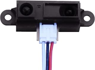 gp2y0a21yk0f sharp ir analog distance sensor