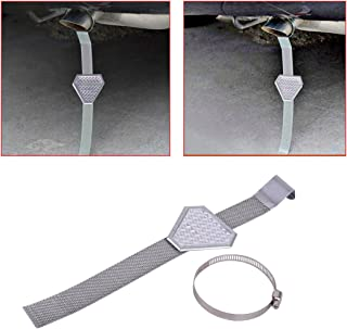 Für AutoSicherer Erdungsgurt Anti Static Strip Gurt Erdungsgürtel Erdungskabel