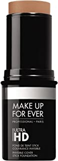 MAKE UP FOR EVER Ultra HD Invisible Cover Stick Foundation 173 = Y445 - Amber
