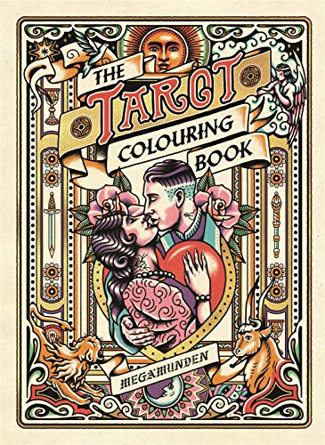 Tarot Colouring Book: A Personal Growth Colouring Journey