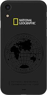 "National Geographic iPhone XR 保护壳 130th Anniversary case Ultra Slim Fit 黑色 6.1"" 苹果 保护套 支持无线充电【日本正规代理店商品】 NG14135i61"