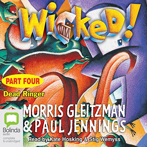 Wicked! Part Four cover art
