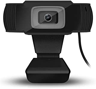 'Better World' USB 'Plug and Play' Webcam for PC/Laptop with Mic (720p HD) |For Video Chat/Conferencing/Streaming