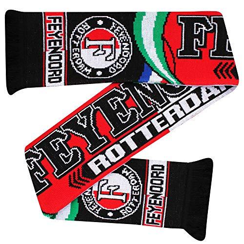 Feyenoord Rotterdam (Eredivisie) Fußballfans Schal (100% Acryl)