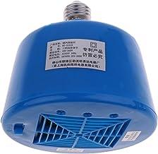 HOMYL 220V Poultry Infrared Heat Emitter Reptile Basking Heat Light Brooder Lamp
