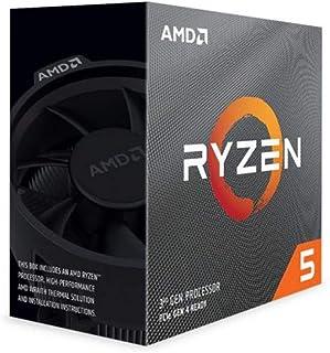 AMD Ryzen 5 3600 6 Core Am4 CPU 3.6ghz 4mb 65w W/Wraith Stealth Cooler Fan