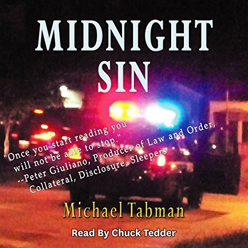 Midnight Sin audiobook cover art