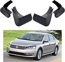 MOERTIFEI Car Mudguard Fender Mud Flaps Splash Guards fit for VW Passat Sedan 2012-2019 13 14 15 16 17 18