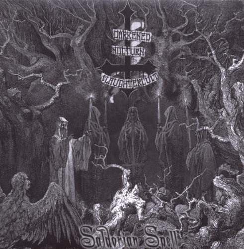 Darkened Nocturn Slaughtercult: Saldorian Spell (Audio CD)