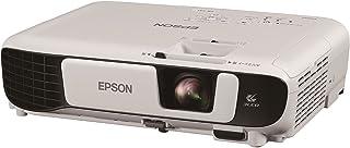 جهاز عرض بروجيكتور EB-S41 بتقنية SVGA 3LCD من إبسون، جهاز عرض بروجيتكور بقوة تدفق ضوئي 3,300 لومن