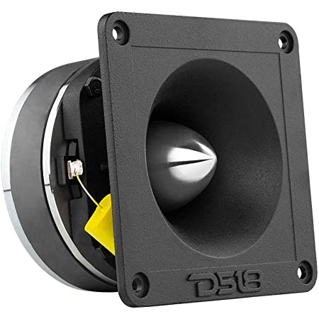"""DS18 PRO-TWX6 1.5"""" Super Bullet Tweeter 600 Watts 4-Ohm - PRO Tweeters are The Best in The Pro Audio and Voceteo Market (Single)"""