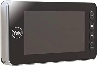 Yale Lcd Ekranli Dijital Kapı Dürbünü / 5800 Serisi / Hareket Sensörlü / Gri/Siyah /  45/5800/1443/00/6001