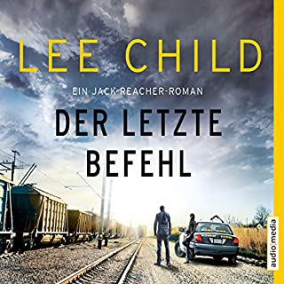 Der letzte Befehl     Jack Reacher 16              By:                                                                                                                                 Lee Child                               Narrated by:                                                                                                                                 Michael Schwarzmaier                      Length: 13 hrs and 24 mins     2 ratings     Overall 4.0