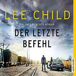 Der letzte Befehl     Jack Reacher 16              Autor:                                                                                                                                 Lee Child                               Sprecher:                                                                                                                                 Michael Schwarzmaier                      Spieldauer: 13 Std. und 24 Min.     715 Bewertungen     Gesamt 4,5