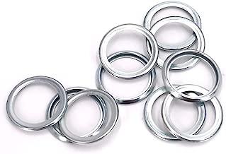 UTSAUTO Oil Drain Plug Gaskets Crush Washers Seals Rings Part # 11126AA000 for Subaru, 10 Pack