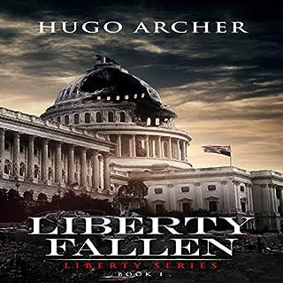 Liberty Fallen audiobook cover art