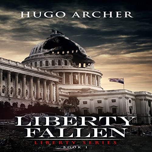 Liberty Fallen audiobook cover art