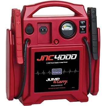 Jump-N-Carry JNC4000 1100 Peak Amp 12V Jump Starter
