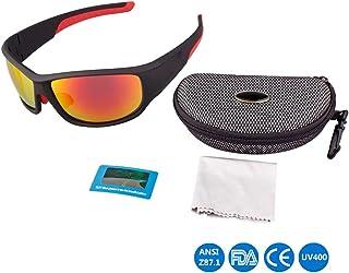 20a9701a42 ZPL Gafas de Sol Polarizadas, Hombres Mujeres Gafas de Seguridad Protección  UV, para Actividad