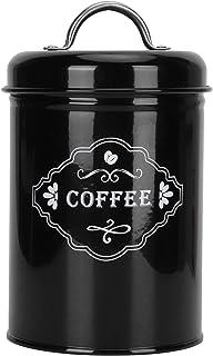Alvinlite Boîte de Rangement de café - Organisateur de Rangement de Cuisine pour Le Stockage de Bonbons au thé au café