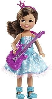 Barbie in Rock 'N Royals Purple Pop Star Chelsea Doll