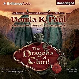 The Dragons of Chiril audiobook cover art