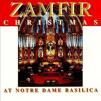 Christmas at Notre Dame Basilica