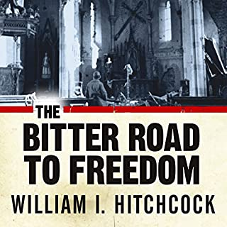 The Bitter Road to Freedom cover art