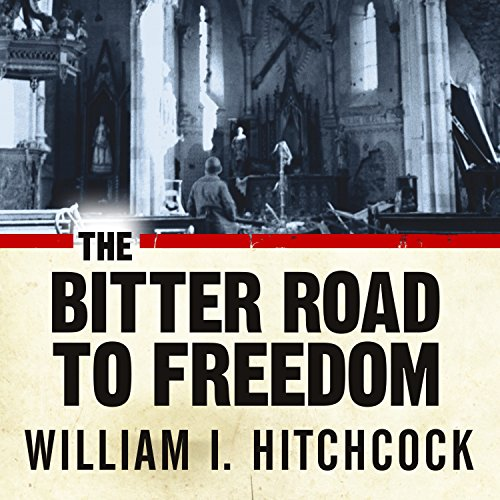 The Bitter Road to Freedom audiobook cover art