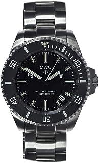 21 Jewels Automatic 300m Acero Inoxidable Tritium GTLS Submariner Militar Hombre Reloj