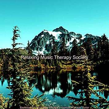 Backdrop for Relaxation Therapy - Hypnotic Acoustic Guitar