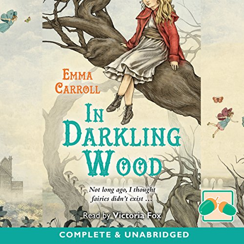 In Darkling Wood audiobook cover art