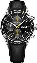 Raymond Weil Freelancer Chronograph Automatic Black Dial Men's Watch 7731-SC1-20121