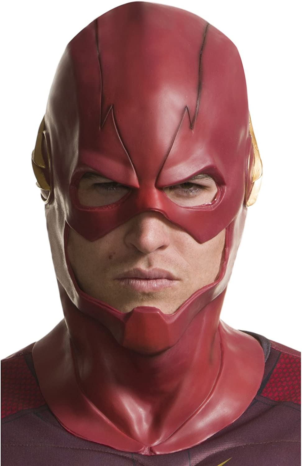 Rubies The Flash The CW Overhead Vinyl Adult Mask Adult One Size