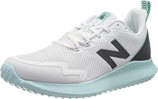 New Balance Ryval Run, Zapatillas de Running para Mujer, Blanco (White Sy1), 43 EU