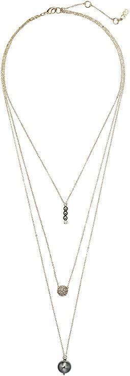 Cole Haan - Triple Layered Necklace 18