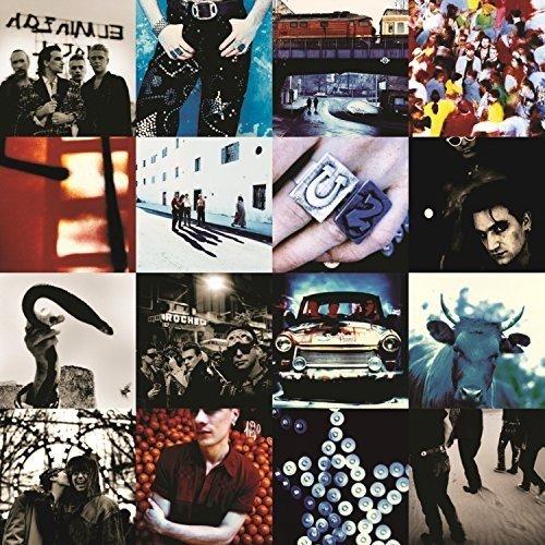 Achtung Baby [Cardboard Sleeve (mini LP)] [SHM-CD]