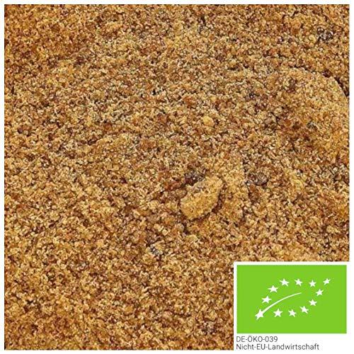 1kg BIO Panela Zucker - unbehandelter Vollrohrzucker aus Kolumbien, ohne jegliche Zusätze - umweltfreundliche Verpackung
