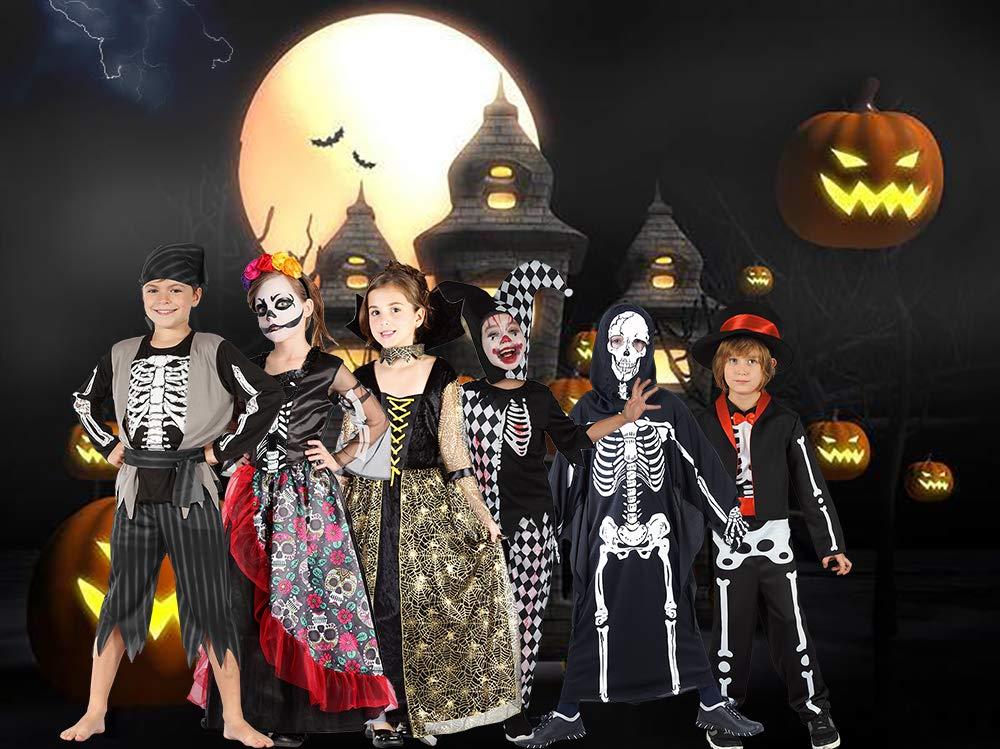 U LOOK UGLY TODAY Disfraz de Halloween para niños, Traje Festivo ...