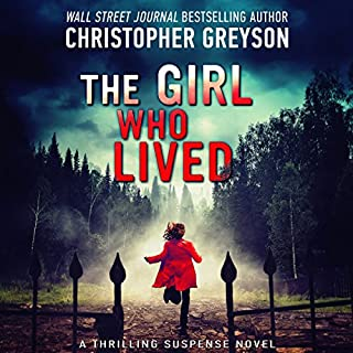 The Girl Who Lived audiobook cover art