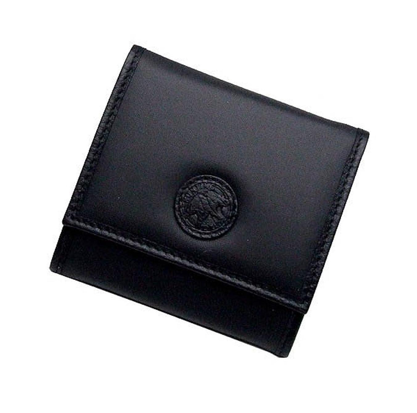 電子レンジ巻き取りゴルフ(ハンティング?ワールド) HUNTING WORLD BATTUE ORIGIN 小銭入 #13 13A BATTUEOR BLACK 並行輸入品