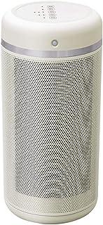 Radiador eléctrico MAHZONG Calentador de Espacio de cerámica de 2000 vatios, Ventilador Calefactor eléctrico portátil con termostato Ajustable, oscilación automática, volcado y protección contra sob