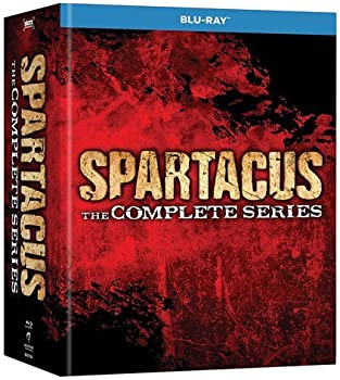 Spartacus: Complete Series (Blu-ray + Digital HD)