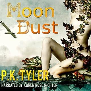 Moon Dust audiobook cover art